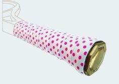 Slam Glam - Monreal London Pink Polka Dot Designer Tennis Grips, $10.00 (http://www.slamglam.com/monreal-london-pink-polka-dot-designer-tennis-grips/)