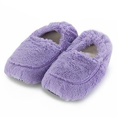 Cozy Slippers™ - Lilac - RRP £14.95 -  www.intelex.co.uk/best-sellers/the-cozy-range/cozy-body/slippers.html