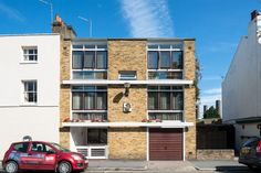 Park Vista London SE10 | The Modern House