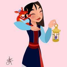 Princesas Disney com seus pets | Just Lia