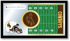 Wyoming Cowboys Football Team Sports Mirror at SportsFansPlus.com. Visit website for details!