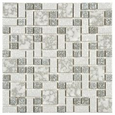 Somertile Academy Light Grey Flor and Wall Tile (Case of 10) < Also on Overstock.com
