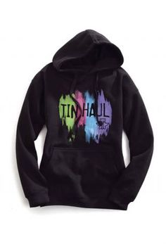 Tin Haul Multi Color Pullover Hoodie