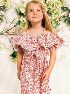 Imogen Primrose Dress