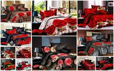 4 Pc Bedding Duvet Set With Quilt Cover & Fitted Sheet Single Double King Bed Duvet Sets, Duvet Cover Sets, Bed Covers, Pillow Covers, Essex London, Fitted Bed Sheets, King Beds, Quilt Cover, Comforters