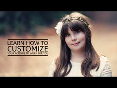 Learn How To Customize Your Actions To Work For You » Floating Lights Photography   Castlegar, BC, Photographer