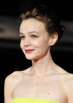 "Carey Mulligan at '""Inside Llewyn Davis"" Screening in London, October The New Doctor, Mayor Of London, London Film Festival, Carey Mulligan, The Great Gatsby, Beautiful People, Hair Cuts, Hair Color, Hollywood"
