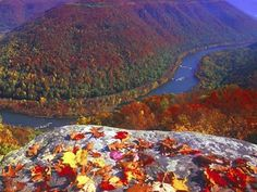 Grand View Outlook, New River, WV