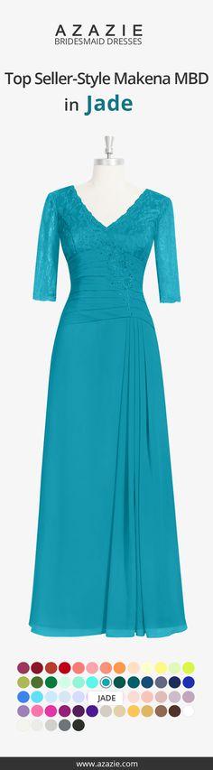 Makena Mbd Features An A Line Cut On Floor Length Dress It