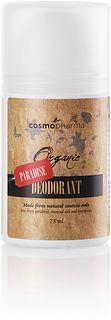 Organic Deodorant Paradise. 75 ml | Cosmopharma