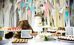 tarta boda vintage