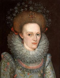Anne Leighton, Daughter of Elizabeth Knollys, Grand Daughter of Catherine Carey, Great-Grand Daughter of Mary Boleyn