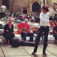 "@fati fati's photo: ""#istanbulproject #spanish #dance | 02"""