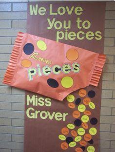 Teacher Appreciation.