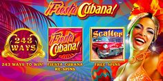 Fiesta Cubana - die Gute-Laune-Slot!