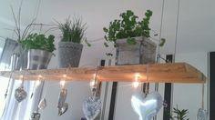 Hängelampen - 150 cm Hängeleuchte,Pendelleuchte,Deckenleuchte - ein Designerstück von Woodbox-Designs bei DaWanda