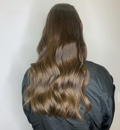 long hair, Brunette, hollywood wave. Lvl Lashes, Keratin Complex, Hollywood Waves, Hair And Beauty Salon, Best Brand, Brown Hair, Stylists, Long Hair Styles, Brown Scene Hair