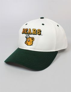 0dd3b3e4013 BU BRO BNS Brother Stencil. Everyone will know youre a Baylor Bear fan in  this hat