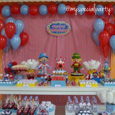 We Heart Parties: Circus
