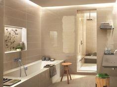White-paste wall tiles HANDMADE by Ragno - Marazzi Group