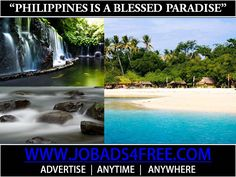 PHILIPPINES IS A BLESSED PARADISE
