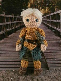 Moñacos, cosicas y meriendacenas: Brienne of Tarth / Game of Thrones