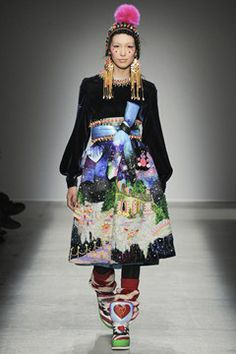 Manish Arora   #PARISFASHIONWEEK