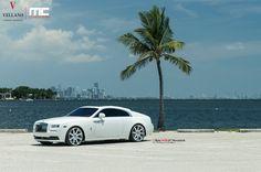 CELEBRITY CARS: Robinson Cano Rolls-Royce Wraith