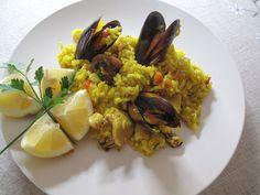 Paella De Verano