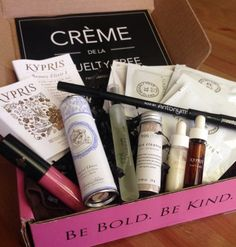 Petit Vour Limited Luxury Fall Collection Review - 100% cruelty free beauty box subscription
