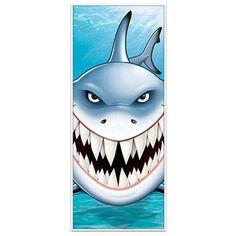 Shark Party Door Cover
