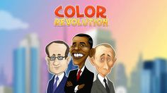 Download Color revolution for Android         Game description:  Color revolution - become a leader of a worldwide revolution. Promote your national idea manipulate public opinion engage supporters and fight your opponents. In this game for Android you can influence political processes all over the world. You'll even be able to achieve world domination proving the superiority of your national idea. It won't be easy skillful politicians and leaders of the world's superpowers will be your…