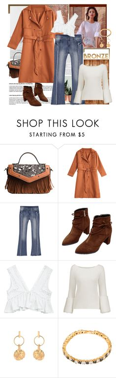 """Vintage on a Modern Way"" by carola-corana ❤ liked on Polyvore featuring Blumarine, modern, vintage and zaful"