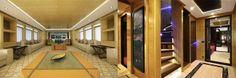 luxus yacht designer boot gold majesty gulf craft