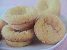Portuguese Almond Cupcakes (Queijadas de Amêndoa) - Easy Portuguese Recipes