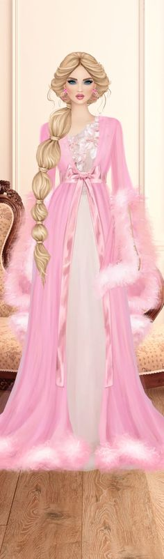 Covet Fashion Games, Fashion Art, Womens Fashion, Cover Model, Fantasy Girl, Divas, Aurora Sleeping Beauty, Pink Dresses, Disney Princess