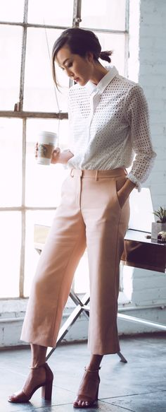 That Perfect Combination! #HighHeels #WorkOutfits #CasualWorkOutfits || Business Outfits Ideas  with High Heels || Casual Business Outfits Ideas || Cute Work Outfits ||  Work Outfits Ideas || High Heels work Outfits