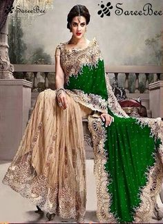 Green and golden net saree  For More Information WhatsApp 7202080091 Or Visit www.SareeBe.com  #red  #designer  #instagram  #kurti  #fashionista  #makeup  #delhi  #outfitoftheday  #women-fashion  #myfirststory  #model  #indian  #saree  #ramadanmubarak  #trendy  #ethnic  #picoftheday  #menonroposo  #roposolove  #cool  #firstpost  #soroposo  #summer-style  #streetstyle  #summer  #newdp  #beauty  #traveldiaries  #styles  #youtuber  #bestSeller  #bollywoodsaree  #bollywoodcollection