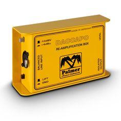 Palmer - Daccapo Re-Amplification Box