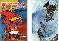 2 Phonecard / Tarjeta Telefonicas Venezuela  Tarjetas que no circularon