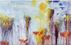 alidachristine: Cy Twombly.