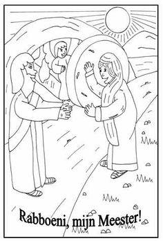 Bijbelse Kleurplaten Over Pasen.Family Nights Kleurplaten Voor De Lijdenstijd En Pasen