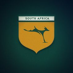 The amazing work of Fraser Davidson- National Identities Brand Identity Design, Logo Design, Graphic Design, Great Logos, Crests, Amazing Pictures, Sports Logo, Stationery Design, Awesome Stuff