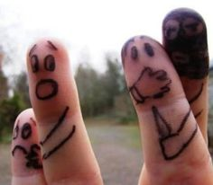 Funny Pictures - Finger art - MEME, LOL and Funny Pictures. Get the BEST and Funniest MEME, Funny Pictures and LOL from the Funny Pictures Blog.