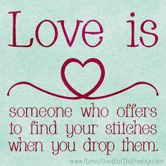 So true!  My sister -in law-Debbie!