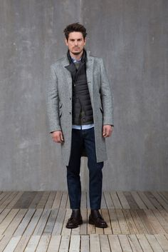 Brunello Cucinelli - Fall 2015 Menswear - Look 12 of 33