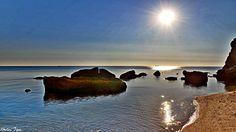 Одесса. Весеннее утро на пляже Чкаловский.