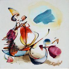 "On The Beach series ""Flotsam"" Painting Three Dimensional, Saatchi Art, Original Paintings, Ink, Canvas, Beach, Artists, Tela, The Beach"