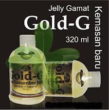 Solusi tepat bagi Anda yang ingin melancarkan datang bulan dengan cara alami, pesan Jelly Gamat Gold G sekarang juga dan rasakan manfaat yang luar biasa.