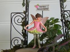 Fairy Accessories fairy figurine supply for by TheLittleHedgerow